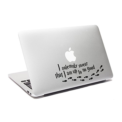 pegatinas-para-macbook-diseo-con-texto-i-solemnly-swear-that-i-am-up-to-no-good-de-harry-potter