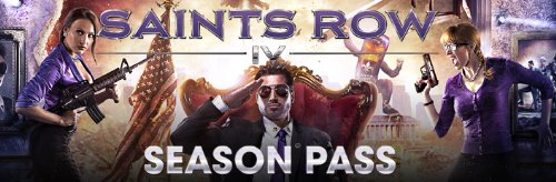 Saints Row IV - Season Pass DLC [PC Steam Code] (Saints Row Iv Für Pc)
