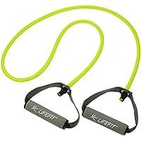Lifefit Fitness Banda elástica Long, Verde Claro, F-GUMA-21-01