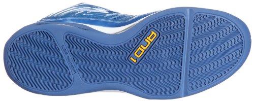 AND1 ME8-EMPIRE MID Sportschuhe - Basketball Blau/lake blue/white/gold
