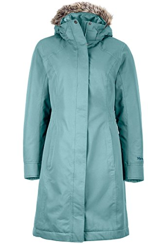 Marmot Damen Chelsea Coat, damen, Urban Army (Marmot Down Von Coat Womens)