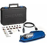 Dremel 3000-1/25 EZ Multiutensile, 1 Complemento, 25 Accessori, 130 W, Nero/Blu/Grigio