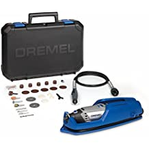 Dremel 3000-1/25 - Multiherramienta (130 w, 1 complemento, 230 v, 25 accesorios)