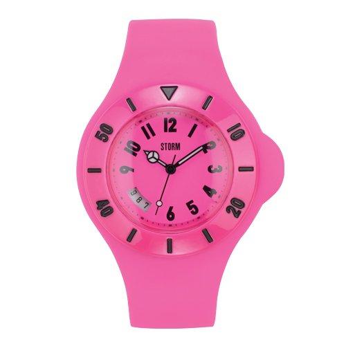 Storm Pop X Pink 47053/PK - Reloj unisex de cuarzo