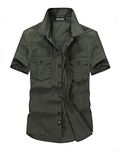 afs-jeep-chemise-casual-col-chemise-classique-homme-vert-large