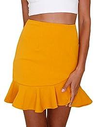 bd328a605 Amazon.es: minifalda - 4108416031: Ropa
