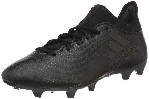 adidas Herren X 17.3 FG Fußballschuhe Mehrfarbig cblack/supcya Cp9193, 41 1/3 EU