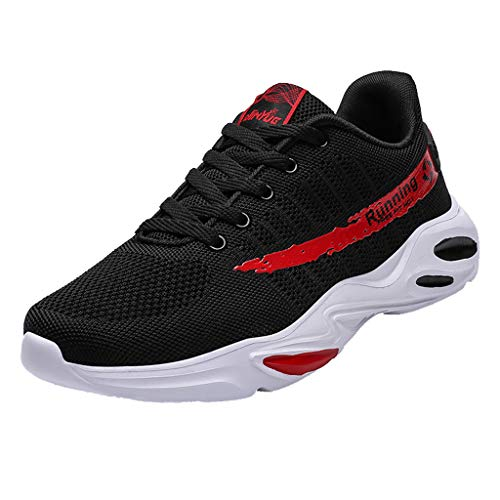 Selou Sneakers Da Uomo, Primavera/Autunno Moda Uomo Scarpe Sportive Maglie Traspiranti Comode Sneakers Casual Scarpe Da Corsa Per Studenti All'Aperto