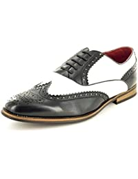 My Perfect Pair - Zapato para hombre de color negro de talla uk tamaño 10 /eu tamaño 44
