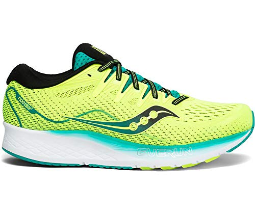 Saucony Ride ISO 2, Citron / Green