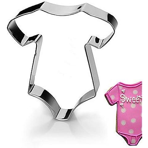 LY&HYL stampi abbigliamento forma ponticello formine per biscotti frutta taglio del bambino in acciaio inox