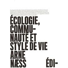 Ecologie, communauté et style de vie