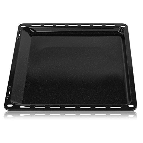 PLAT LÈCHE-FRITE 425x370x23mm POUR FOUR IKEA - AEG - ELECTROLUX
