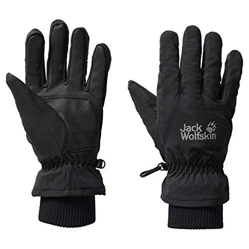 Jack Wolfskin Damen FLEXSHIELD Basic Glove Handschuhe, Black, M