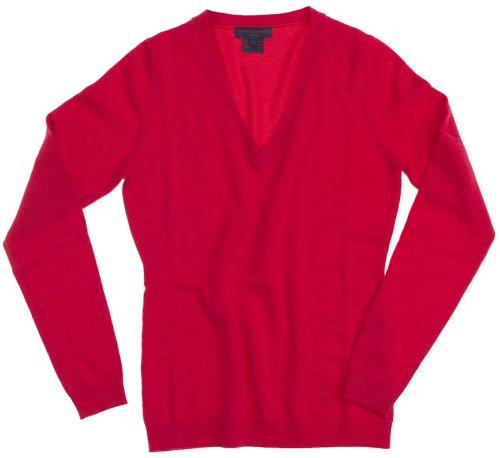 Pull Femme - 100% Cachemire - Citizen Cashmere Rouge