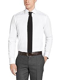Hugo Boss Shirt Kleidung weiße 50298839–100