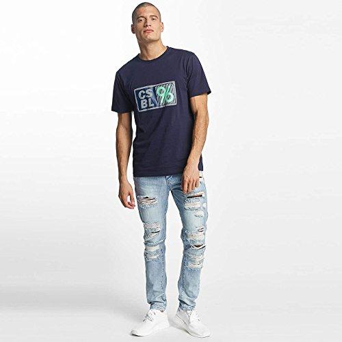 Cayler and Sons Uomo Maglieria/T-Shirt Csbl Decennivm Blu