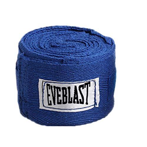 Thai-baumwoll-wrap (Zerama 2 Rollen 3M Cotton Sports Strap Boxbandage Sanda Muay Thai Taekwondo Handschuhe Wraps)