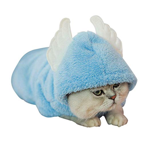 Home Realistic Cat Candy Styling Headgear Cat Funny Polka Dot Umbrella Pattern Elastic Hair Band Hood Cat Candy Shaped Headgear Pet Supplies