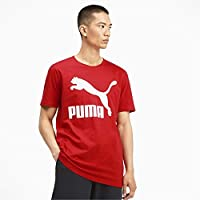 PUMA CLASSICS Logo Erkek T-Shirt