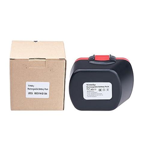 Batterie Pour Perceuse - Batterie pour perceuse bosch PSB 12 VE-2,
