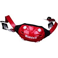 Riddell Speed Flex Hard Cup, TCP chins Trap, color rojo, tamaño extra-large