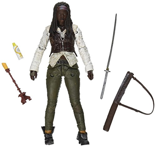 McFarlane - figurilla The Walking Dead - TV Series Michonne 12cm - 0787926145717