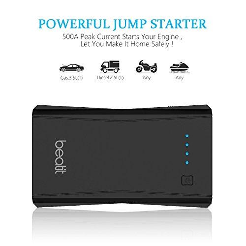 Beatit-auto-portatile-di-emergenza-salto-di-avviamento-500A-Peak-10800mAh-Banca-di-potere-con-la-carica-rapida-USB-30-C-C-Type-Port-3A-reversibile-connettore-Auto-Battery-Pack-Charger-Booster-con-luce
