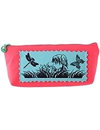 28bb54990 Cupcinu - Estuche para lápices, maquillaje, herramientas, bolsa de  almacenamiento con gran capacidad de papelería…