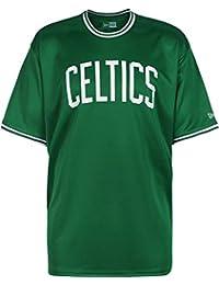 New Era NBA Tipping Wordmark Boston Celtics T-Shirt f4eeb3087481