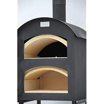 holzbackofen pizzaofen fontana gusto 80 garten. Black Bedroom Furniture Sets. Home Design Ideas