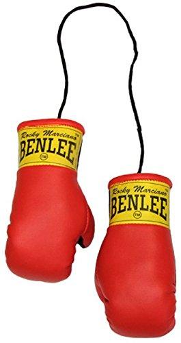 Benlee Miniatur Boxhandschuhe , Größe:one size, Farbe:dark red