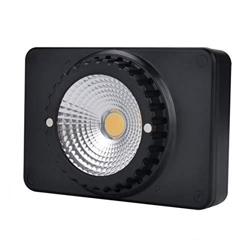 SC408 Mini-LED-Fülllicht-Fotostudio Dimmbare Lampe Wiederaufladbares Micro-USB-Videolicht 5500K Tageslichtscheinwerfer mit Halterung -