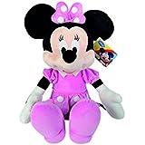 Disney Peluche Mickey/Minnie, Modèle et Taille au choix
