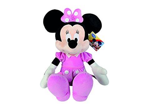 Imagen principal de Simba 6315878711 Disney La Casa de Mickey - Peluche de Minnie básico (61 cm)