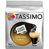 Tassimo Carte Noire Café Longue Classique (16 Portions) (Pack de 4)