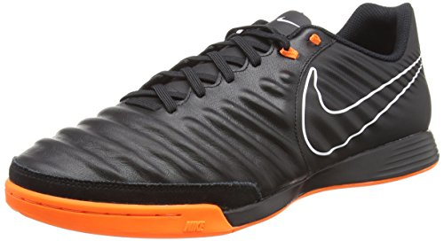 online store 9a246 75bdf Nike Legendx 7 Academy IC, Zapatillas de Deporte para Hombre, (Black Total