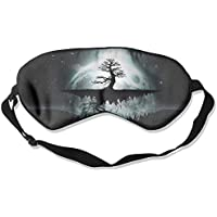 Trees In Space Rise Sleep Eyes Masks - Comfortable Sleeping Mask Eye Cover For Travelling Night Noon Nap Mediation... preisvergleich bei billige-tabletten.eu
