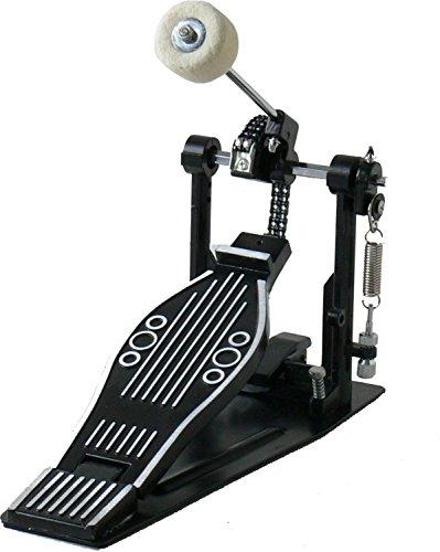 Steinbach Fussmaschine Bassdrum Pedal Einzelpedal doppel Kettenzug SBDP-1 - Doppel-bassdrum