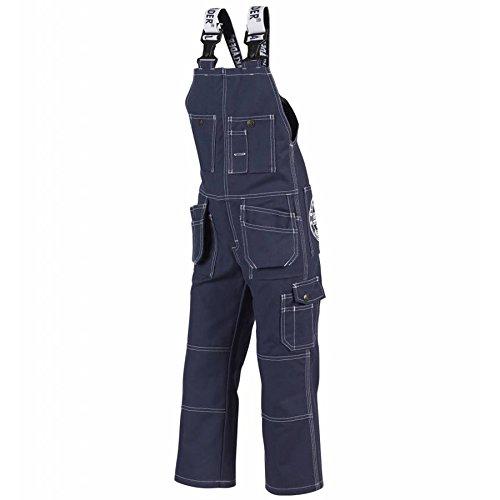 Blakläder 261413708800C104 E-Salopette da lavoro per bambini, taglia-C104 marino, colore: blu