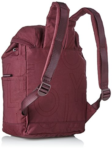 Oilily - Spell Backpack Mvf, Zaini Donna Rosso (Burgundy)