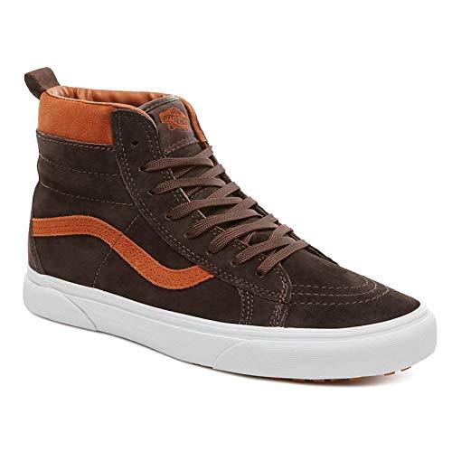 8d1172fb1 Vans Classic SK8-HI MTE Sneaker Skate Leather Winterboots VN0A33TXUCA  Brown