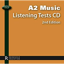 OCR A2 Music Listening Tests CD (2nd Edition)