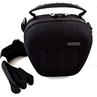 Heavy-duty Anti-Shock Waterproof Hard Case Bag For Panasonic LUMIX DMC FZ82 FZ72 FZ62 FZ100 FZ150 FZ200 FZ330 LZ20 LZ30 LZ40 Long Zoom Camera, GF2,GF3,GF-5,GF-6 Bridge Cameras