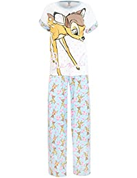 Disney Bambi Womens Bambi Pyjamas