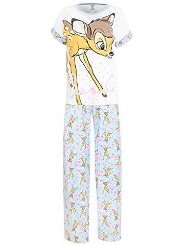 Bambi Disney - Disney Bambi - Ensemble De Pyjamas -
