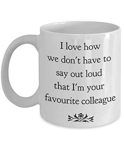 db254fe1d1ff Work Funny Colleagues Mugs Gifts Going Away for Coworker Coffee Cup Leaving  Boss Farewell Goodbye Ideas