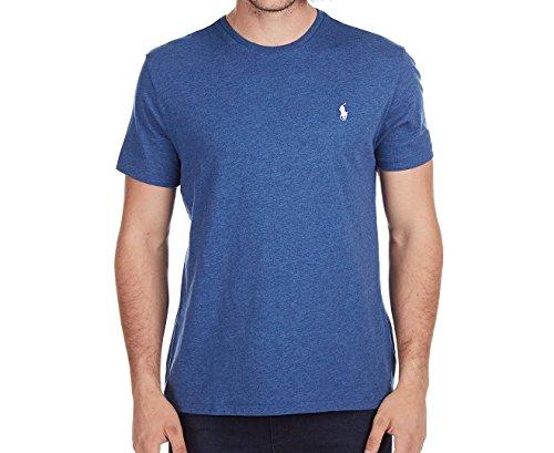 Ralph Lauren Classic-Fit T-Shirt - Blue Eclipse - X-Large Ralph Lauren Classic-t-shirt