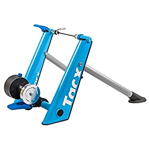 Tacx Twist Rodillo, Unisex, Azul, Unisize