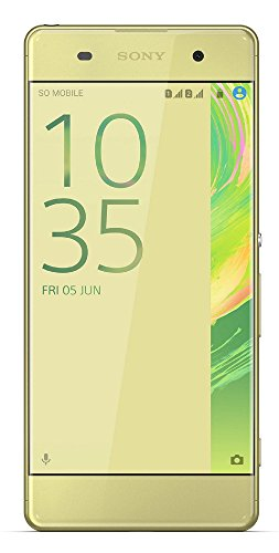 Sony Xperia XA Dual (Lime Gold) image